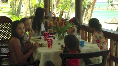Thumbnail for entry Oumayma Aoun: How Fast Food Advertisement Have Affected my Siblings and Me
