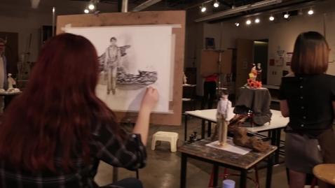 Thumbnail for entry HCC Studio Art | Spring 2020