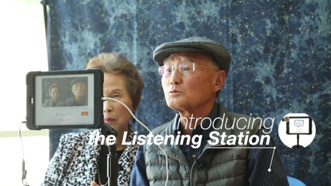 Thumbnail for entry Introducing the Listening Station