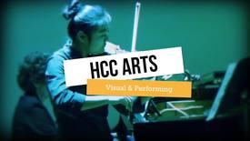 Thumbnail for entry Enroll Now COE V&P Arts