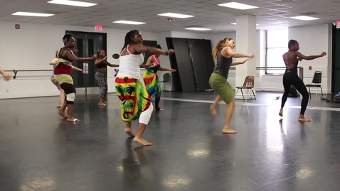 Thumbnail for entry African Dance Hype Coverage