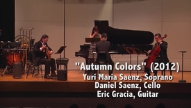 Thumbnail for entry A Faculty Composition Recital Featuring Stephen Yip
