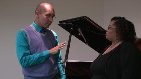 Thumbnail for entry Houston Grand Opera Master Class Spring 2014