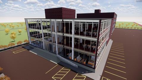 Dai Tran: VR Green Building Final Project