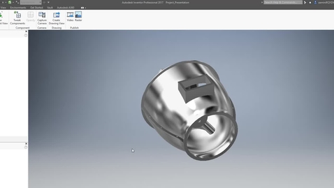 Thumbnail for entry MECHANICAL DRAFTING-ASSEMBLY VIDEO