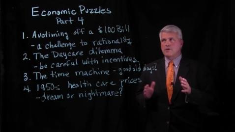 Thumbnail for entry Economic Puzzles - Part 4.mov