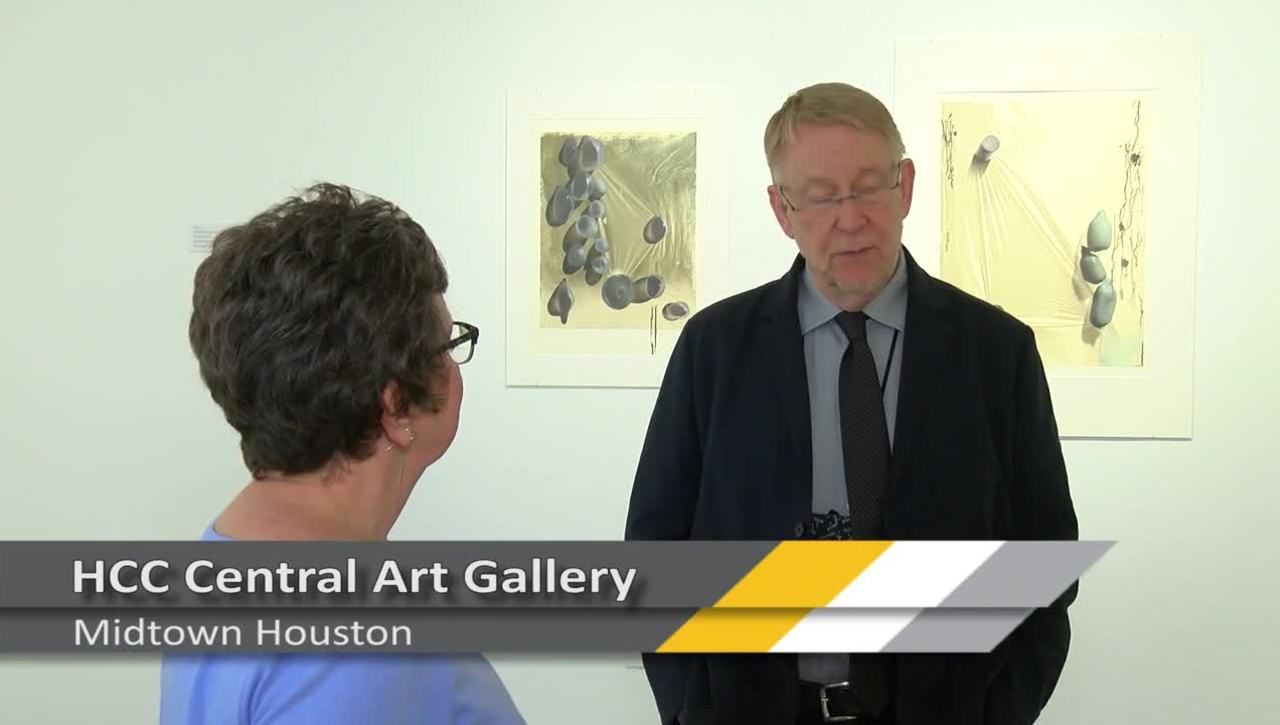 A Revision of Forward in Art Gallery at Central Fine Arts