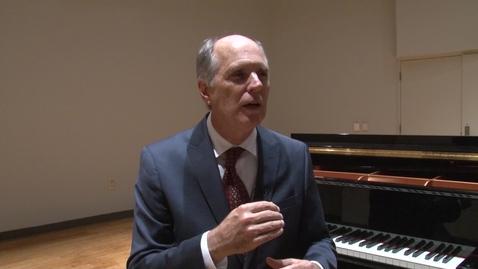 Thumbnail for entry Rick Rowley Piano Concert   HCC Beat