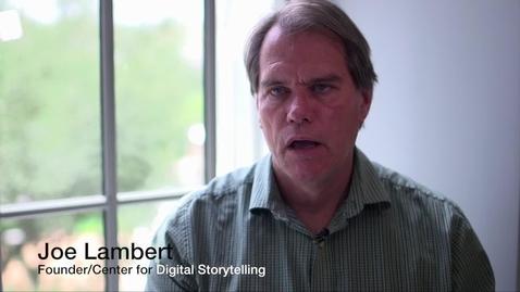 Thumbnail for entry Digital Storytelling @ HCC