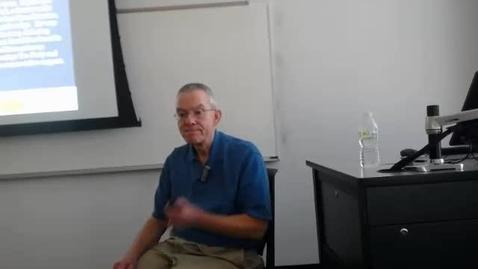 Thumbnail for entry Legislative Leadership: Professor Tannahill's Lecture of February 18, 2016