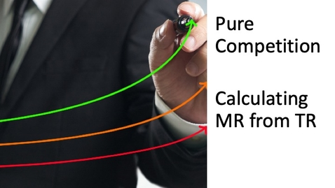 Thumbnail for entry Perfect Competition - Calculating MR from TR.mp4