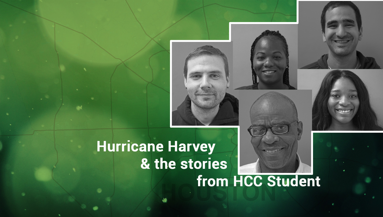 HCC Students Harvey Stories