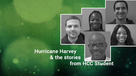 Thumbnail for entry HCC Students Harvey Stories