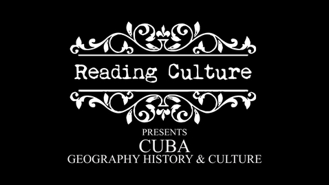 Thumbnail for entry Reading Culture: Bryant Evans & Grupo Elefante Blanco