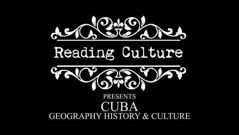 Thumbnail for entry Reading Culture: Bryant Evans & Grupo Elefante Blanco
