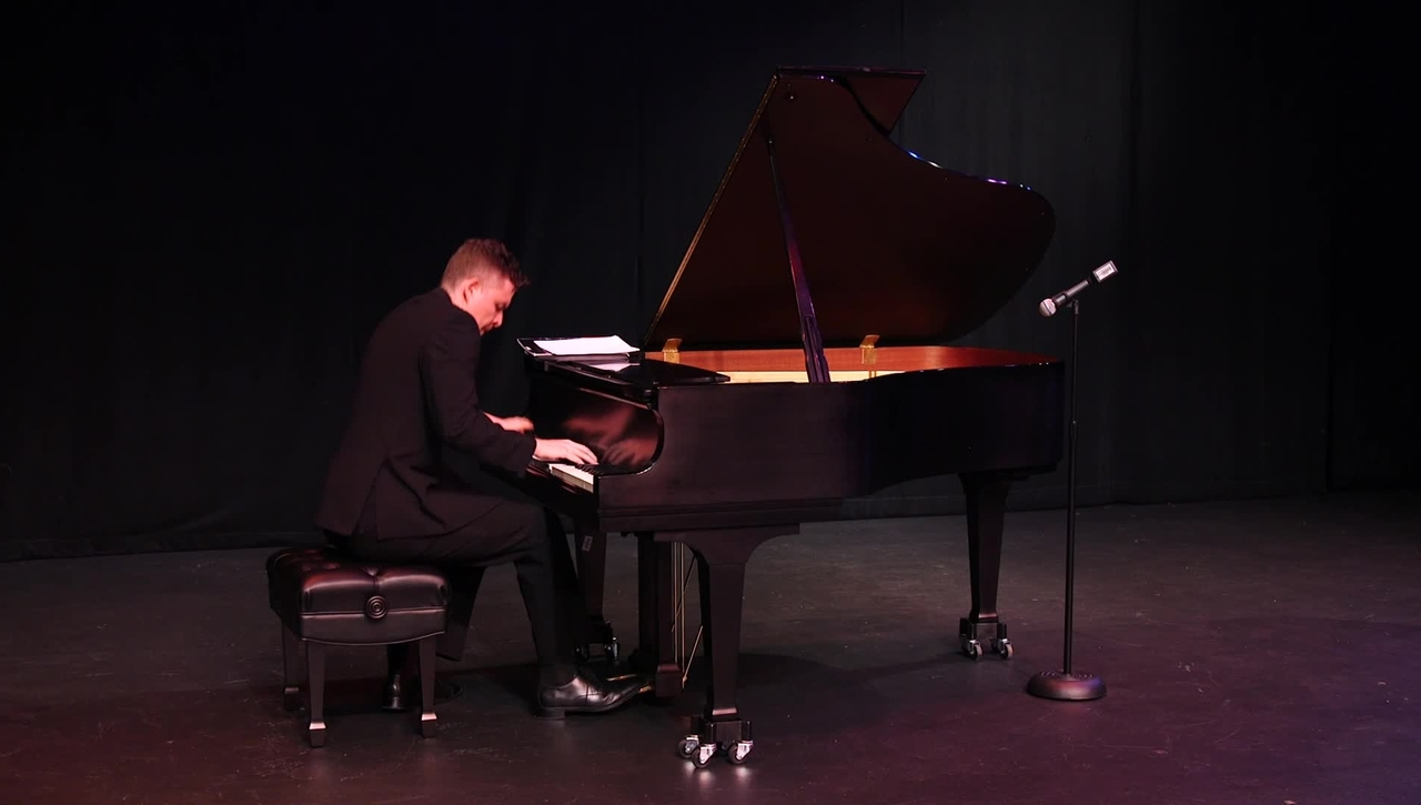 Music Faculty Christian Restrepo Sanchez Compositions