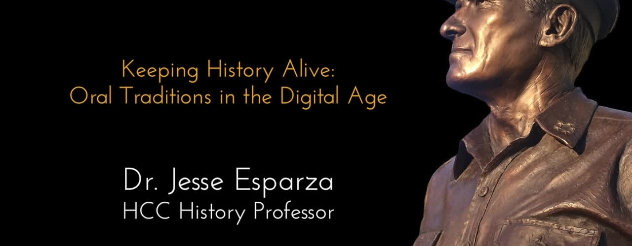 Keeping History Alive: Dr. Esparza Storytelling Project
