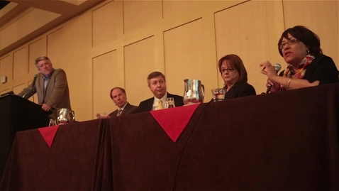 Thumbnail for entry Panel Discussion on Education and the Future of the Texas Workforce