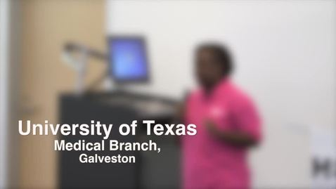Thumbnail for entry University of Texas Medical Brach