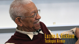 Thumbnail for entry Luzine B. Bickham, a Tuskegee Airman