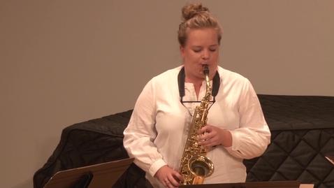 Thumbnail for entry Kazoku Quartet Recital   HCC Beat