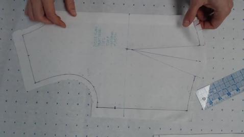 Thumbnail for entry Draping - Truing Bodice Sloper Front