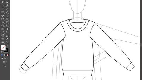 Thumbnail for entry ACS S20 - AI Sweater FT Stitching & Ribbing