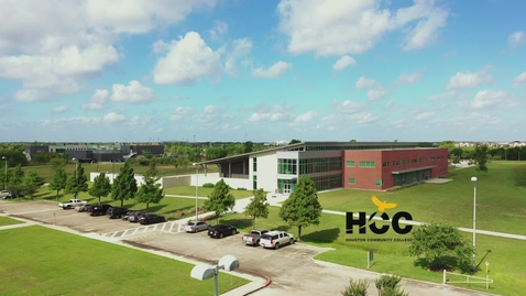 Thumbnail for entry HCC South: Tour of Workforce Bldg.