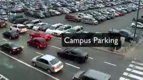 Thumbnail for entry Campus Parking