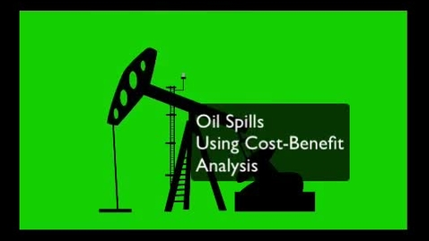 Thumbnail for entry Oil Spills