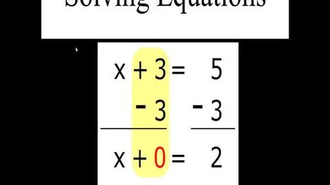 Thumbnail for entry Prealgebra 2.8.1