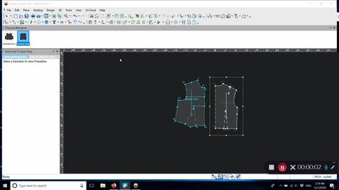 Thumbnail for entry APD F20 - Torso Sloper Front