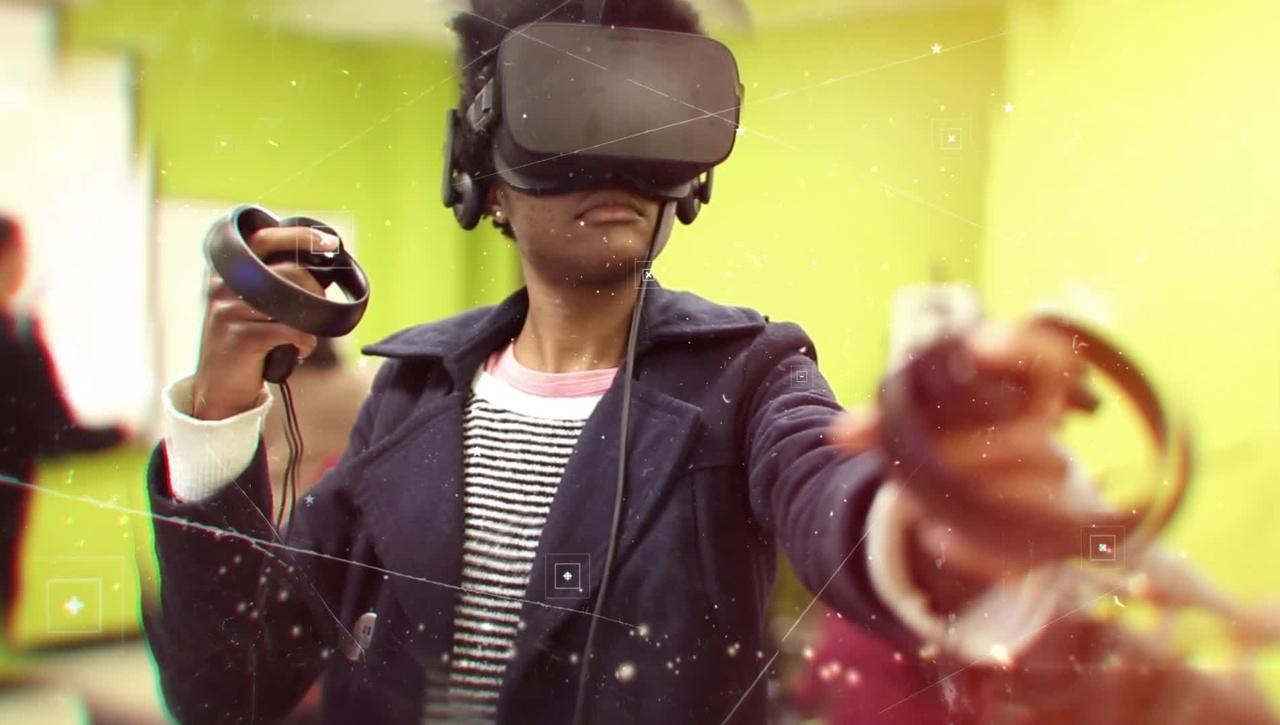 HCC Virtual Reality Lab & Studio