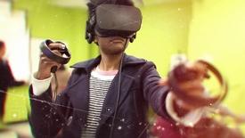 Thumbnail for entry HCC Virtual Reality Lab & Studio