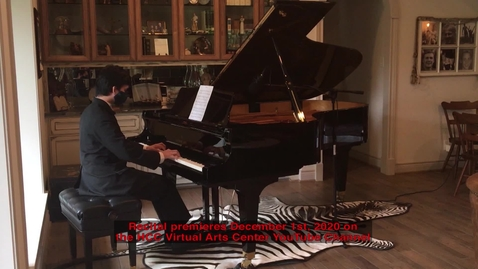 Thumbnail for entry Virtual Student Piano Recital | HCC Beat