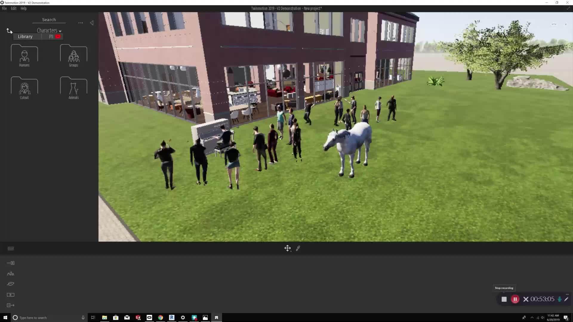 VR Tutorial: Revit + Enscape and Twinmotion - Edutube