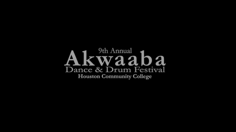 Thumbnail for entry 9th Annual Akwaaba Dance and Drum Festival Panel Discussion