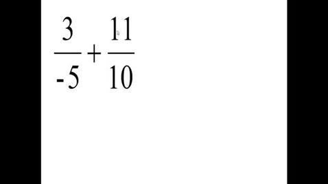Thumbnail for entry Prealgebra 4.2.8