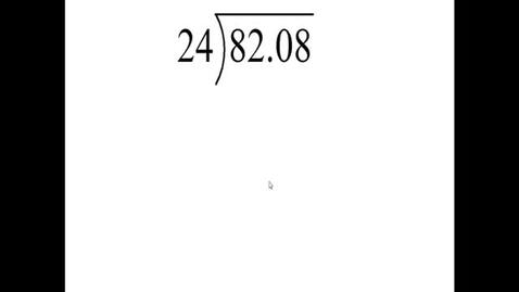 Thumbnail for entry Prealgebra 5.4.2