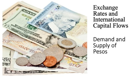 Thumbnail for entry Exchange Rates and International Capital Flows - Demand and Supply of Pesos