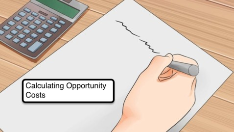 Thumbnail for entry PPF - Calculating Opportunity Cost