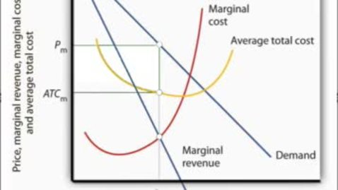 Thumbnail for entry Monopolist Maximizing Economic Profit