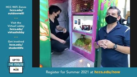 Thumbnail for entry Art Car at WHi HCCTV_UTTM May06_2021