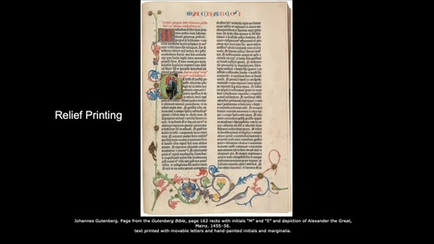 Thumbnail for entry Art Appreciation, Chapter 9, Printmaking,European Art of the 1600's
