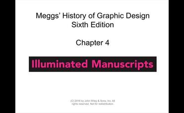 Meggs Chapter 4 Lecture Edutube