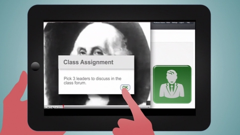 Thumbnail for entry Kaltura Flips the Classroom - Video For Education