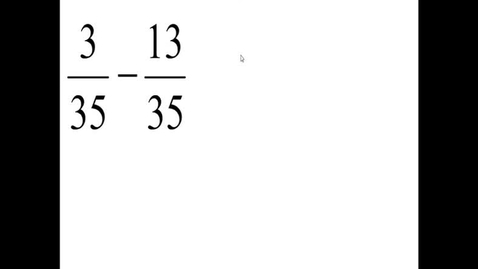 Thumbnail for entry Prealgebra 4.3.2