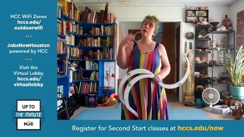 Thumbnail for entry Maggie Lasher Talks Dance on HCCTV