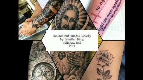 Thumbnail for entry The Ink That Tainted Society