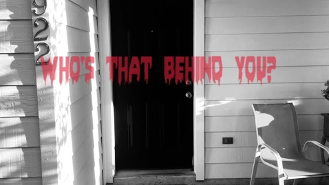 Thumbnail for entry Who's That Behind You: Chris Johnson